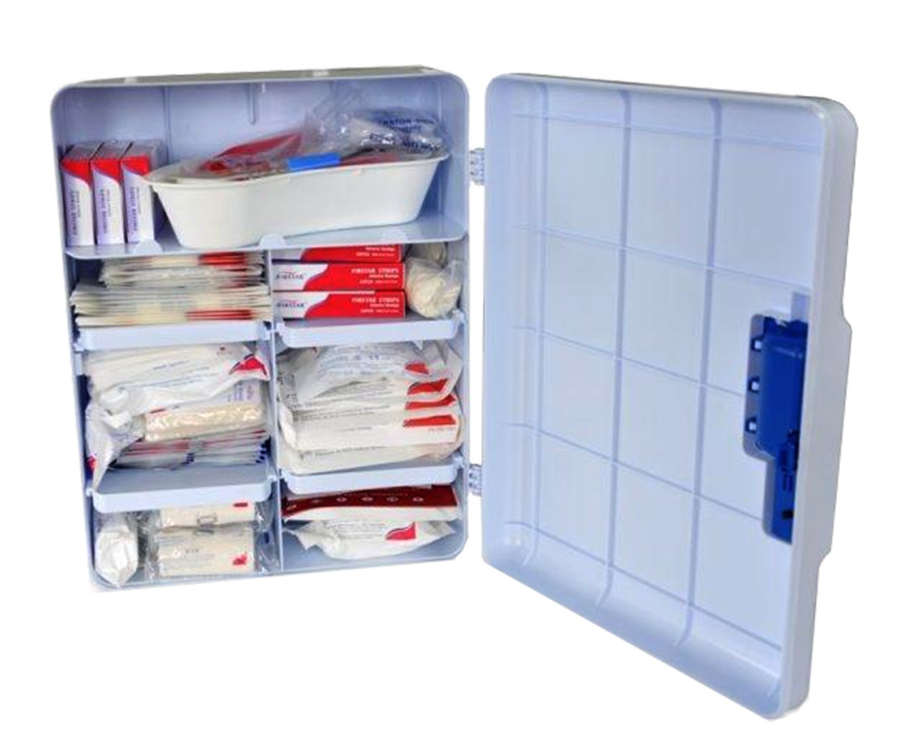 Health Emergency Kit with Medicine and Bandages