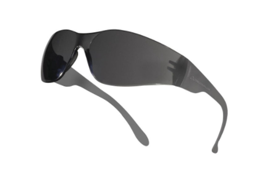 Black Health Safety Goggles by Delta Plus