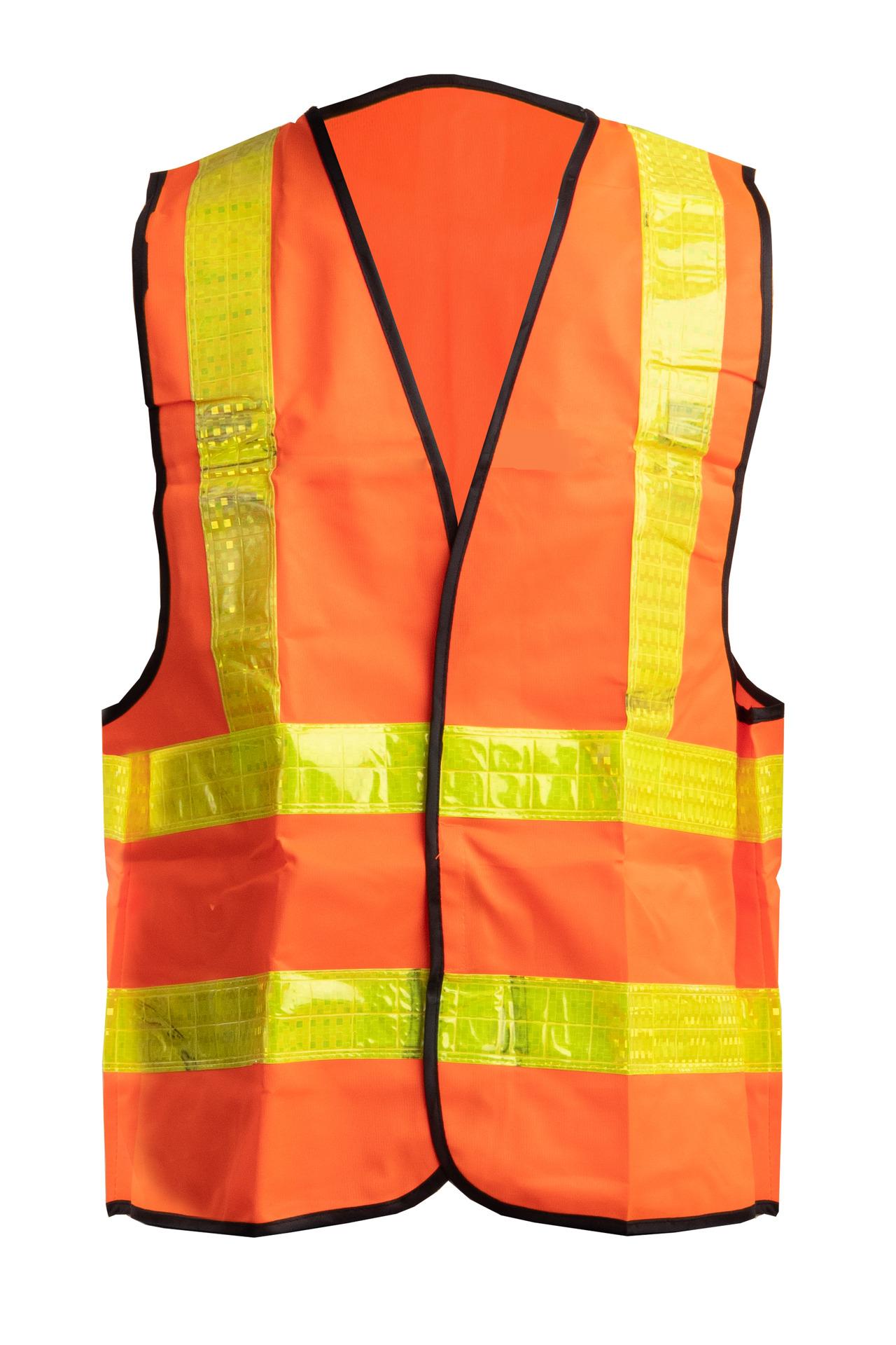 Orange Hi Visibility Wear