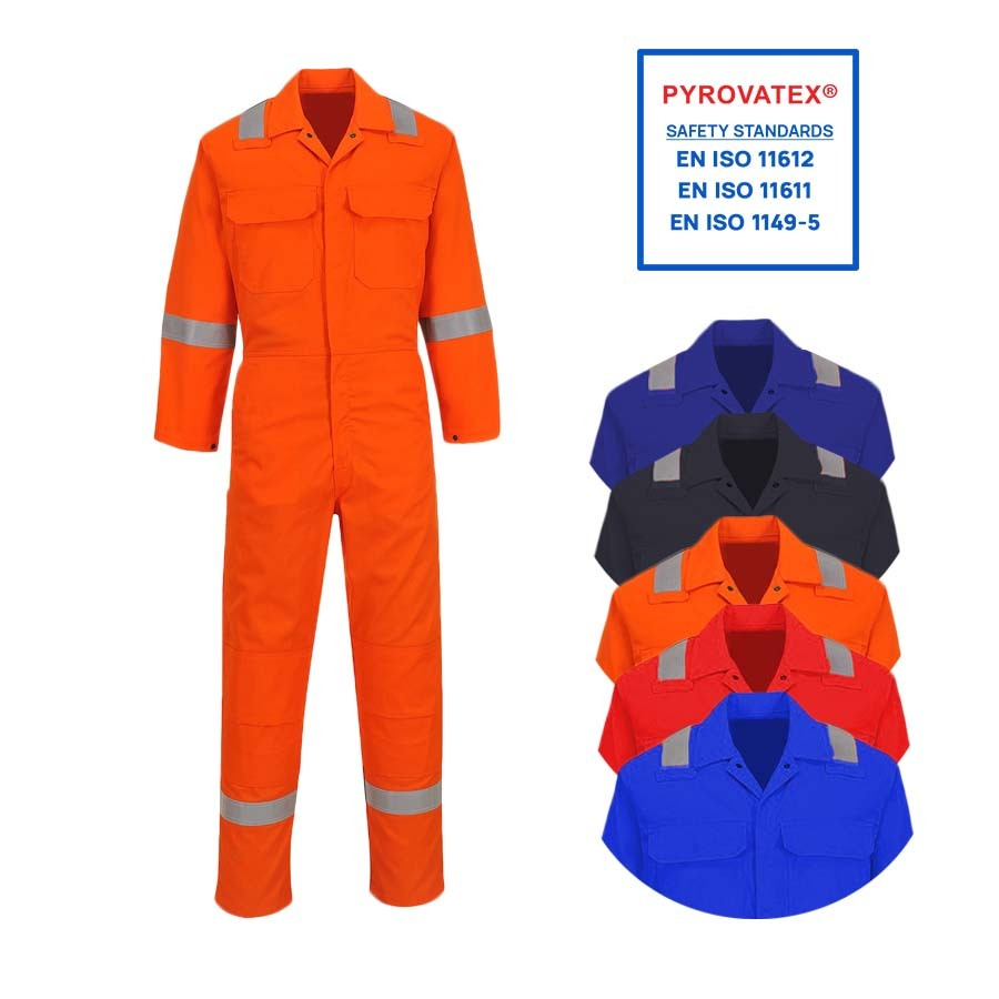 PYROVATEX Personal Protective Gear by Delta Plus