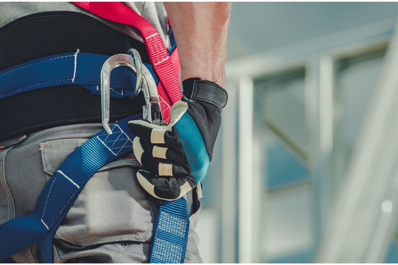 How To Select An Anchor Point For Your Fall Arrest System
