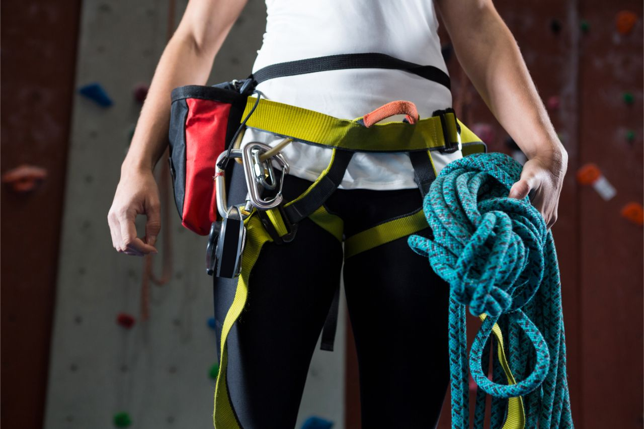 How To Wear A Safety Harness Properly