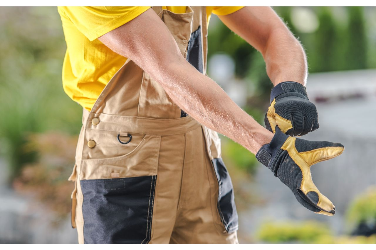 Inspect and maintain your safety gloves