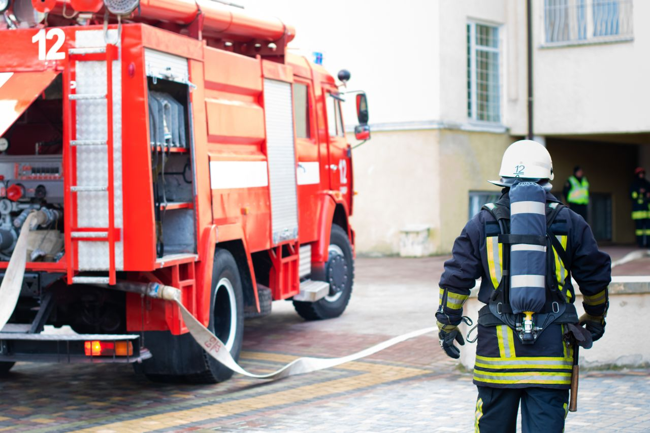 4 Tips For Firefighter Safety